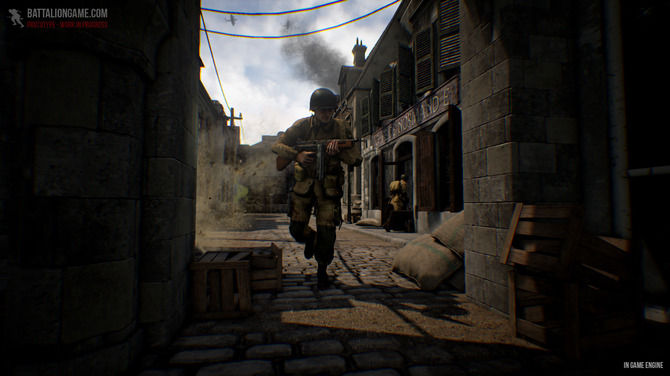 �Х��ꥪ��1944 Battalion1944��WW2�������������FPS�˴�Ϣ��������-06