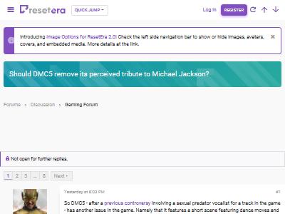 デビルメイクライ DMC ダンテ マイケル・ジャクソンに関連した画像-02