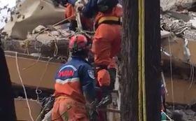 メキシコ 救助隊 地震 いい話 に関連した画像-01