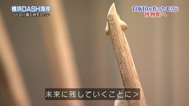 TOKIO 博物館 銛 鉄腕ダッシュ 歴史 横浜市歴史博物館に関連した画像-05