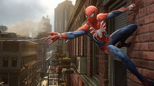 PS4 スパイダーマン 移動 楽しい 神ゲーに関連した画像-01