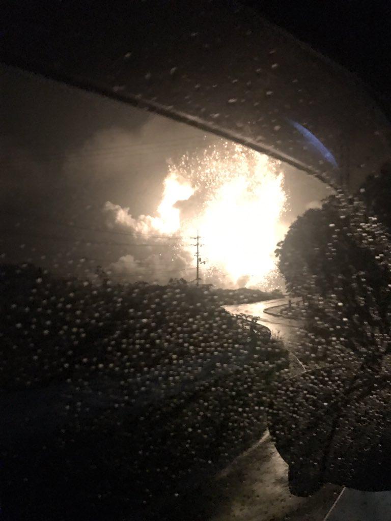 岡山 アルミ工場 爆発 大雨に関連した画像-02