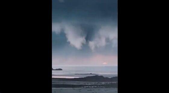 中国 異常気象 ダウンバーストに関連した画像-01