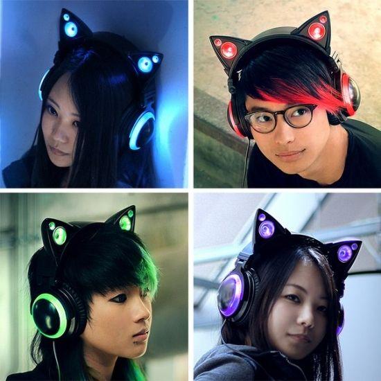 猫耳 ヘッドホンに関連した画像-04
