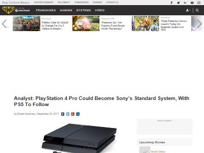PS5 PS4 PS4Pro マイケル・パクター ソニーに関連した画像-02