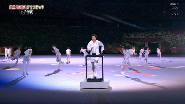 東京五輪 開会式 らんま OP 似てるに関連した画像-02