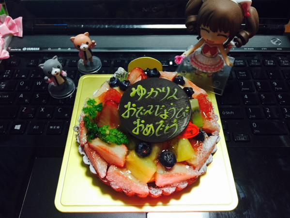 田村ゆかり 生誕祭 ゆかりん 誕生日に関連した画像-13