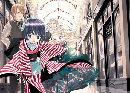 異国迷路のクロワーゼ GOSICK 漫画家 武田日向に関連した画像-01