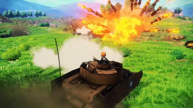 ガルパン ガールズ&パンツァー 最終章 PS4 ドリームタンクマッチ オンラインゲームに関連した画像-21