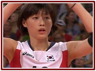 女子バレー キム・ヨンギョン 大韓独立万歳に関連した画像-08