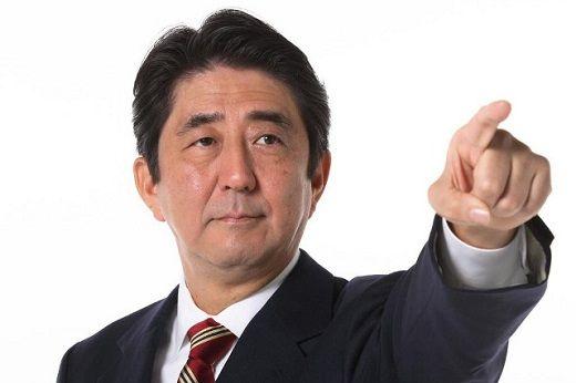 安倍首相台風に関連した画像-01