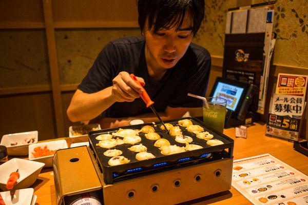 魚民 たこ焼き 渋谷 タコパ 食べ放題に関連した画像-08
