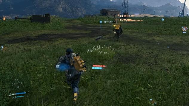 デス・ストランディング 儀式の人 メタルギアソリッド MGSV ミュール戦 スーパープレイ 動画に関連した画像-08