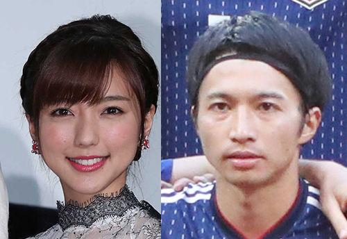 柴崎岳 真野恵里菜 結婚 サッカーに関連した画像-01