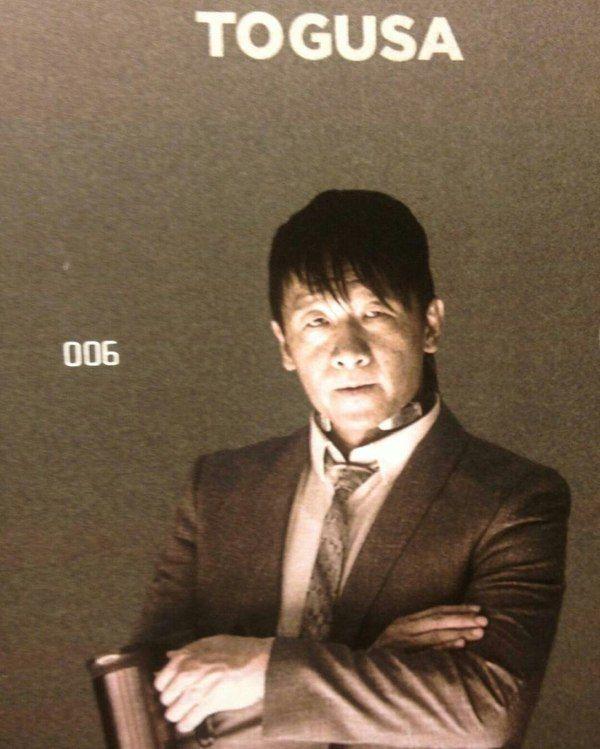 攻殻機動隊 ハリウッド 実写映画 ビートたけし 荒巻課長に関連した画像-05