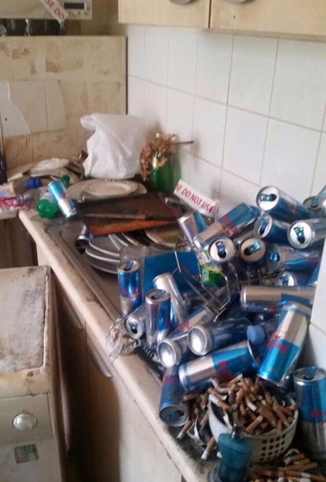 エナジードリンク レッドブル 廃人 家庭 ゴミ屋敷に関連した画像-03