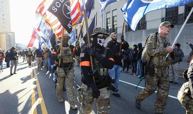アメリカ 銃愛好家 大規模デモに関連した画像-01
