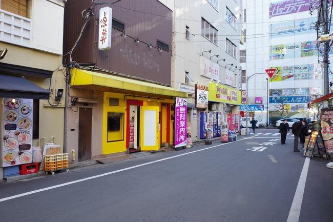 秋葉原 無料案内所 アキバ 風俗街に関連した画像-05
