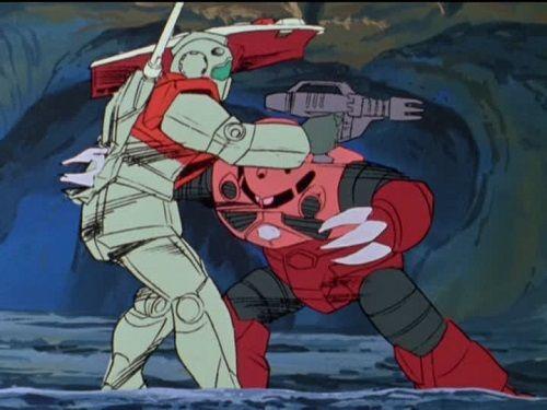 阪口大助 機動戦士Vガンダム 声優 ガンダム ズゴック ガンプラ ウッソ・エヴィン ブルーレイに関連した画像-01