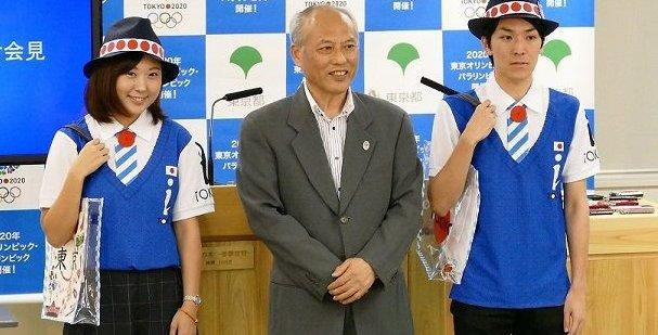 舛添前都知事 ゴリ押し 五輪 ユニホーム 廃止に関連した画像-01