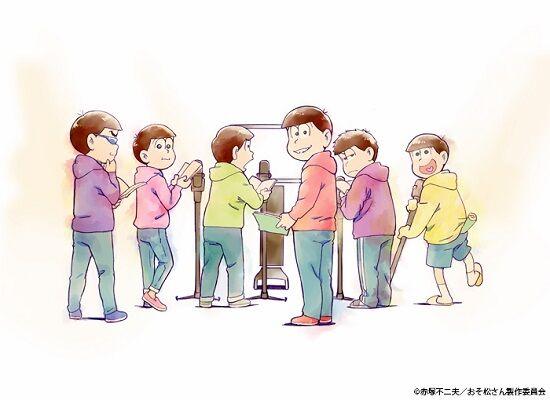 おそ松さん3期決定に関連した画像-01
