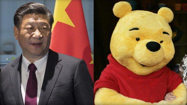 中国 習近平 くまのプーさん 検閲に関連した画像-04