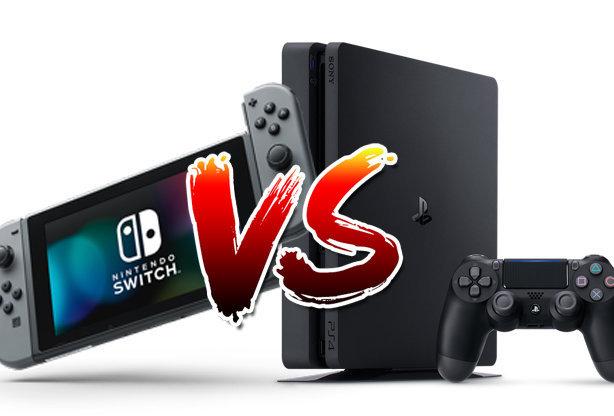PS4 ニンテンドースイッチ 販売台数に関連した画像-01