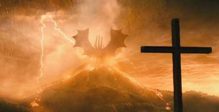 写真 神々しい 火山噴火 稲妻 火山雷に関連した画像-01