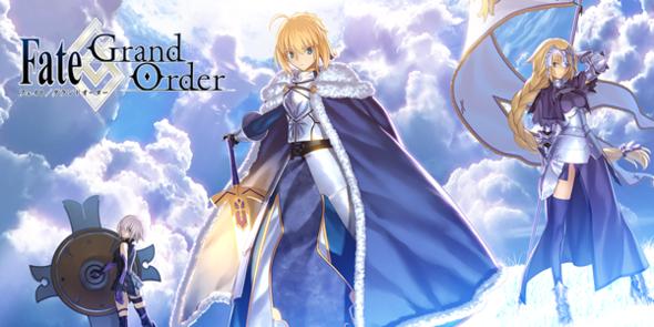 FGO Fate/GrandOrderに関連した画像-01
