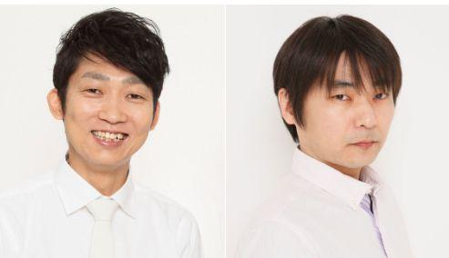 石田彰 石田明 声優 芸人 Wイシダ朗読劇に関連した画像-01