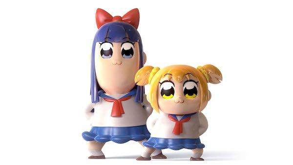 ポプテピピック 新作テレビスペシャル 放送決定 アニメ キングレコードに関連した画像-02
