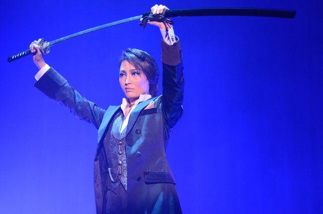 るろうに剣心 和月伸宏 涼風真世 宝塚 ミュージカル ビジュアル キャストに関連した画像-11