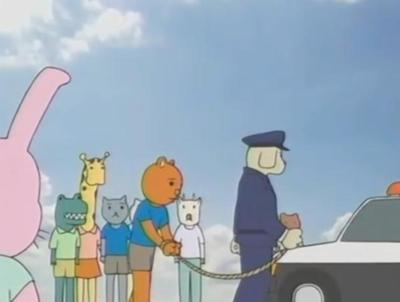 6歳暴れ警察連行解雇に関連した画像-01
