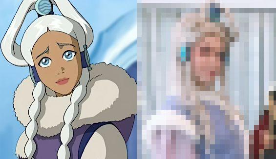 白人 女性 アニメ キャラ コスプレ 炎上 謝罪 ホワイトウォッシングに関連した画像-01