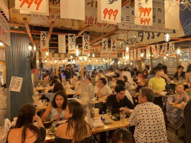 東京都 居酒屋 コロナ オリンピック 東京五輪 海外 記者 反応に関連した画像-03