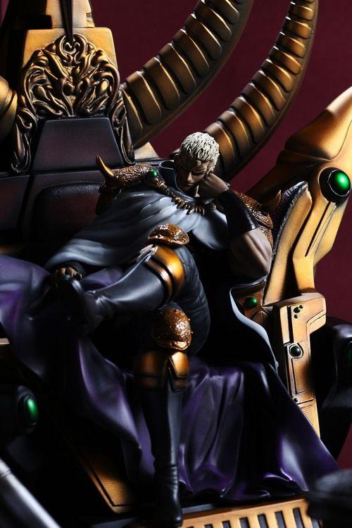 北斗の拳 サウザー フィギュア 聖帝 神輿 玉座に関連した画像-03