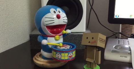 ドラえもん X 紅 ドラム ヨシキ YOSHIKI ツイッター リツイートに関連した画像-01