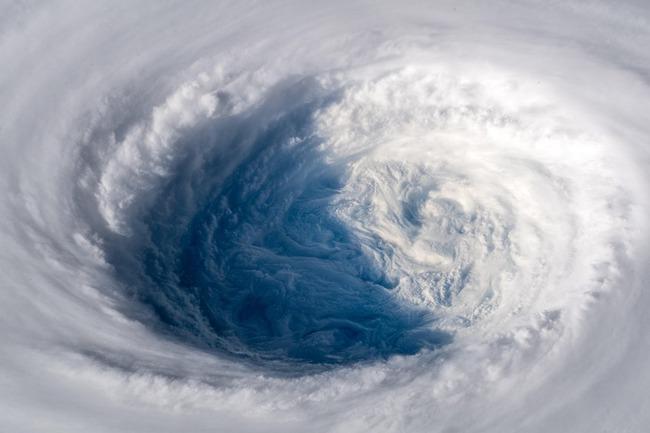 台風24号 写真 宇宙に関連した画像-05