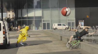 ポケモンGO 事件 襲われる ピカチュウ モンスターボール に関連した画像-01