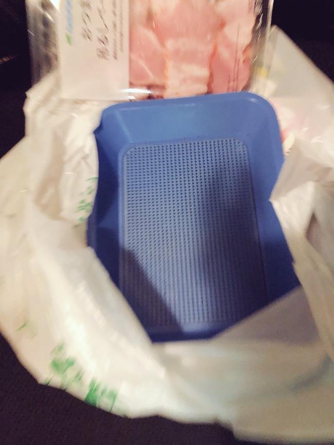 ファミマ ファミリーマート 店員 カルトン レジ袋に関連した画像-03