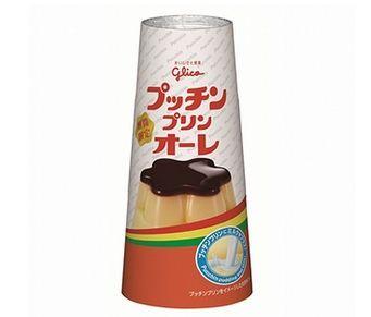 プリン プッチンプリン グリコ ドリンク 飲み物 コンビニ 東日本に関連した画像-01