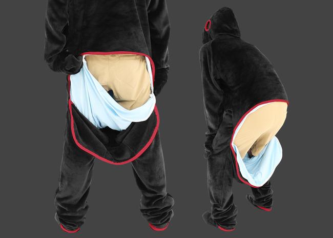 ゲーマー 着る毛布に関連した画像-05