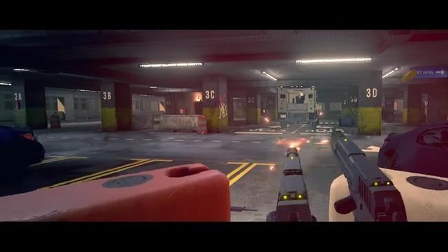 ジョンウィック VRゲームに関連した画像-06