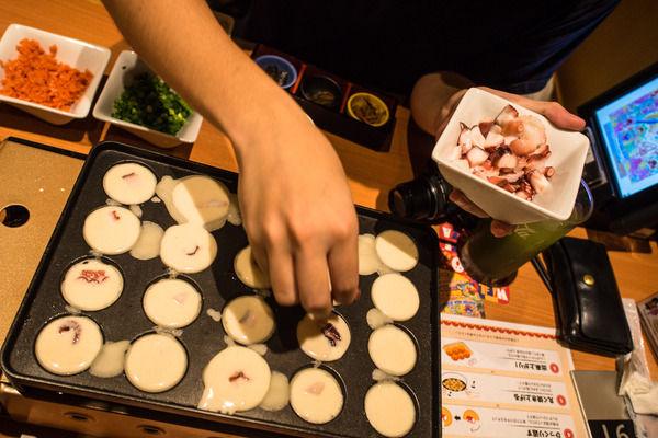 魚民 たこ焼き 渋谷 タコパ 食べ放題に関連した画像-07