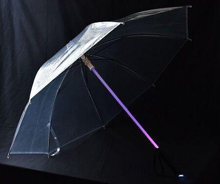 傘 ライトセーバー ゲーミング LED 防犯に関連した画像-01