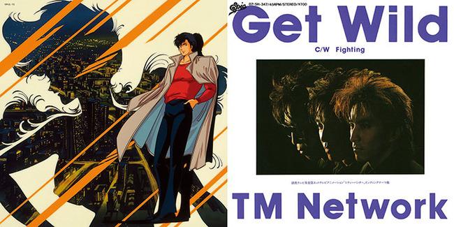 JOYSOUND GetWild 歌詞 TMNETWORKに関連した画像-01