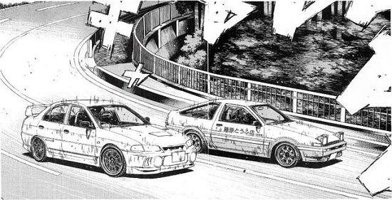 ドリフト 車 崖 転落に関連した画像-01