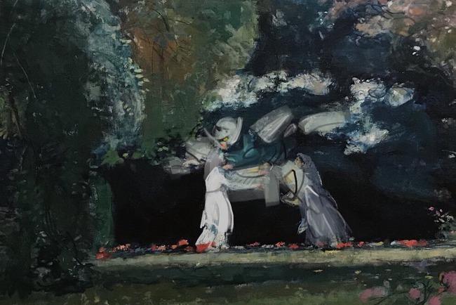 ガンダム 絵 国立西洋美術館に関連した画像-03