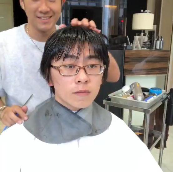 美容院 人生 イケメン 美容師 勇気に関連した画像-02