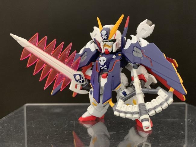 バンダイ フィギュア ガンダムX1 フルクロス 塗装 酷いに関連した画像-10